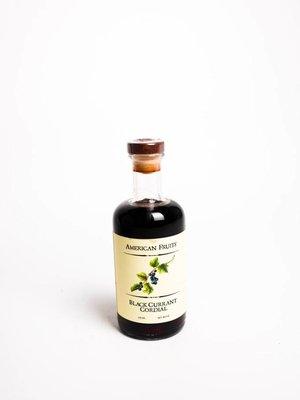 American Fruits Black Currant liqueur (375ml)