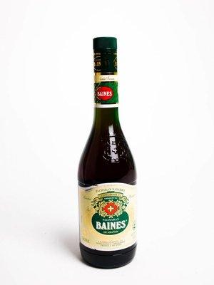 Baines Pacharan Liqueur de Aranon, Navarra, Spain (750ml)