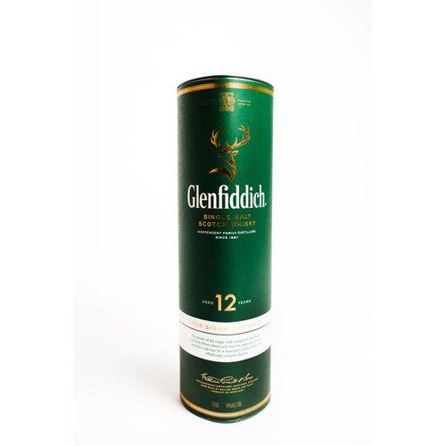 Glenfiddich Scotch Single Malt 12yr Signature Malt