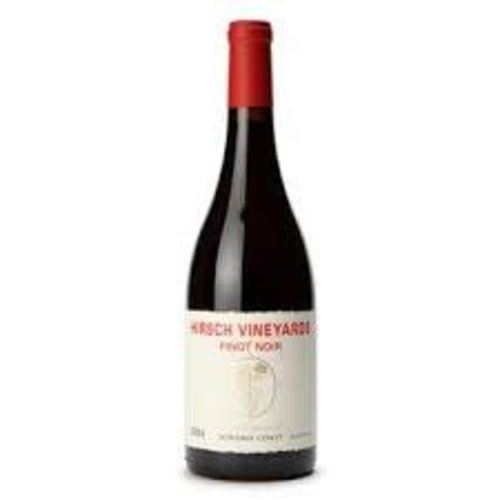 Hirsch Vineyards Pinot Noir 'San Andreas Fault' 2014, Sonoma Coast, California