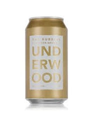 "Underwood Cellars ""The Bubbles"" Sparkling Wine, Oregon (375ml can)"
