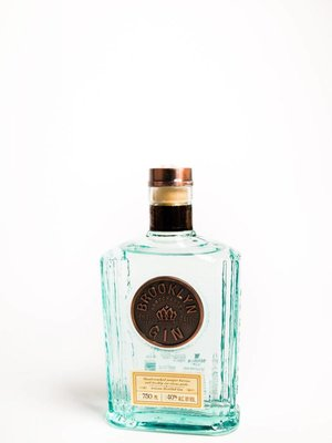 Brooklyn Gin 'Small Batch', Brooklyn, New York (750ml)