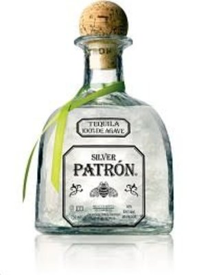 Patron Tequila Silver, Mexico (1750ml)
