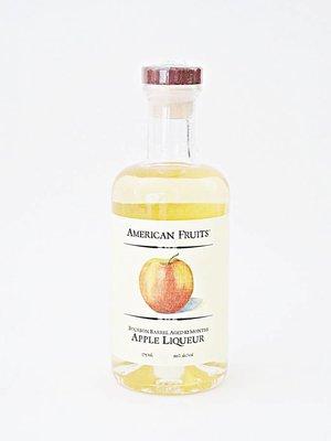 American Fruits Apple Liqueur (375ml)