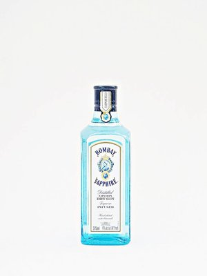 Bombay London Dry Gin 'Sapphire', Hampshire, England (375ml)