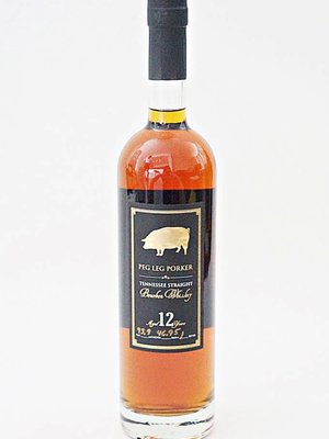 Peg Leg Porker Bourbon 12 Year, Tennessee (750ml)