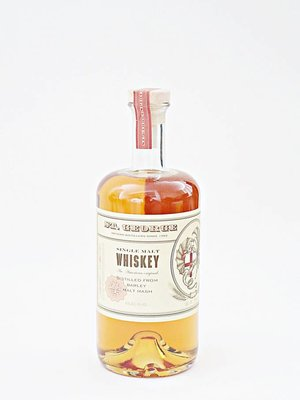 St. George Single Malt Whiskey Barley (Domestic) 750ml