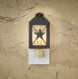 Park Designs Blackstone Lamp Night Light