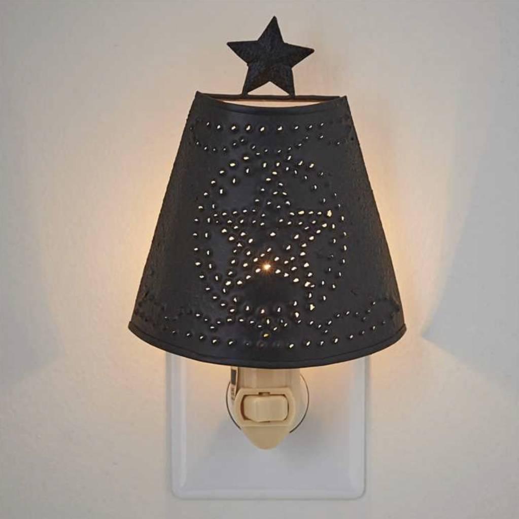 Star Shade Night Light