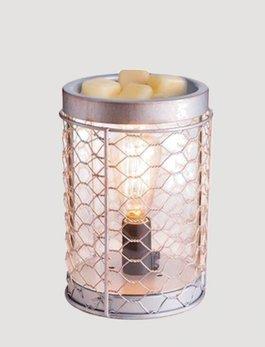 Chicken Wire Edison Bulb Illumination Warmer