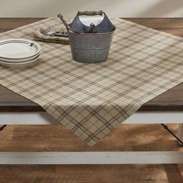 Park Designs Fieldstone Plaid Table Topper