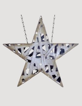 K & K Interiors Woven Metal Star Lantern Arrow Replacement