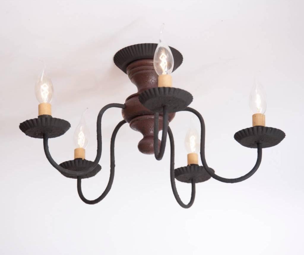 Irvin's Tinware Thorndale Ceiling Light