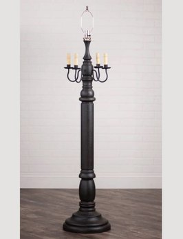 Irvin's Tinware General James Floor Lamp Base