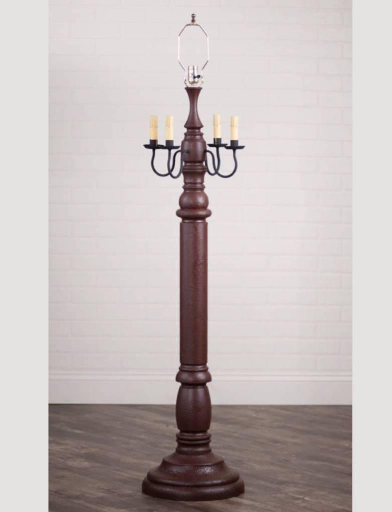 Irvin's Tinware General James Floor Lamp Base