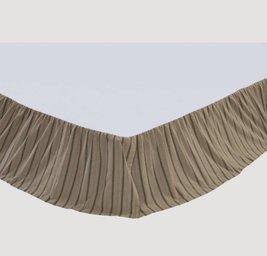 VHC Brands Sawyer Mill Bed Skirt