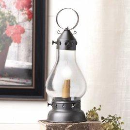 Nana's Farmhouse Small Hurricane Lantern