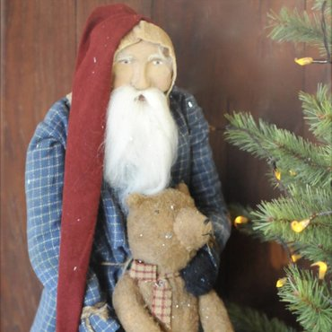 Arnett's Primitive Folk Art for Christmas