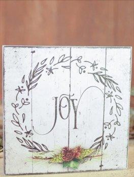 Nanas Farmhouse Joy Sign