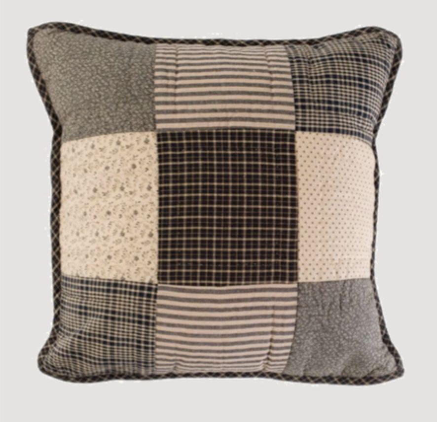 VHC Brands Kettle Grove Quilted Pillow