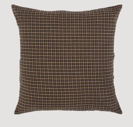 VHC Brands Kettle Grove Plaid Pillow