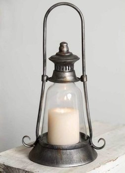 CTW Home Collection Edmonton Candle Lantern