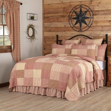 Sawyer Mill Red Bedding Collection