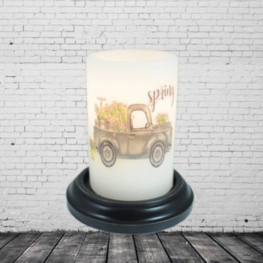 Candle Sleeves Cr Designs Candle Sleeves Country