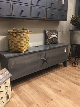 Star Slate Stain Chest