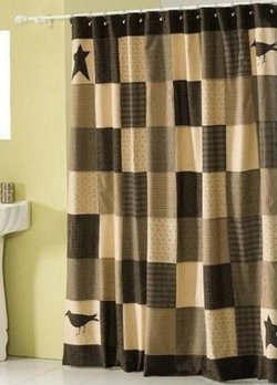 VHC Brands Kettle Grove Shower Curtain