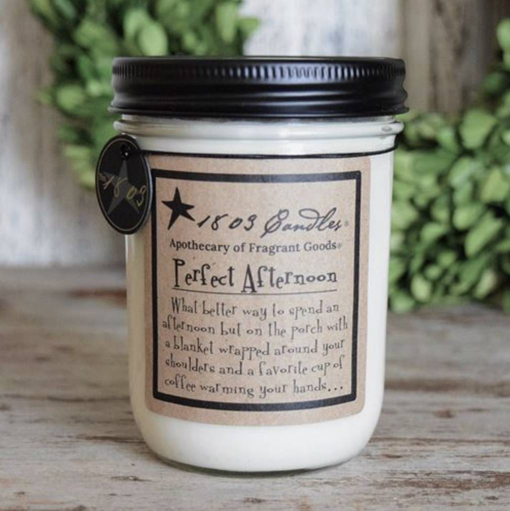 1803 Candles 1803 Candle Perfect Afternoon 14oz