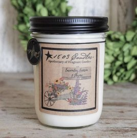 1803 Candles 1803 Lavender Freesia & Thyme Candle