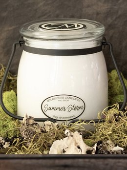 Milkhouse Candles Summer Storm 16oz Milkhouse