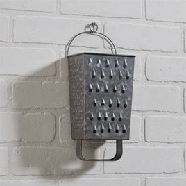Park Designs Kitchen Grater Wall Pocket