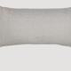 VHC Brands Dakota Star Farmhouse Blue Ticking Stripe Pillow Case - Set of 2