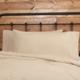 VHC Brands Burlap Vintage Pillow Case Set of 2