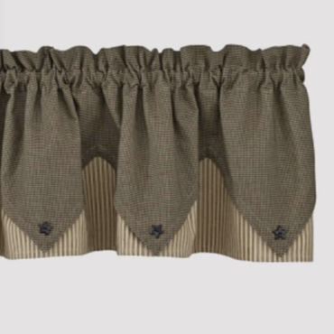 Prim Star Curtains