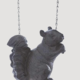 K & K Interiors Squirrel with Nut Arrow Replacement