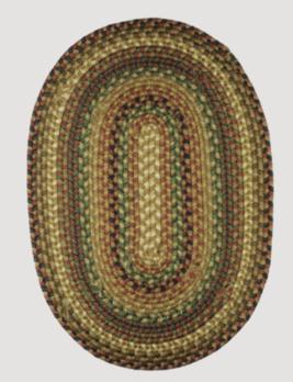 Canterbury Ultra Wool Braided TableTop