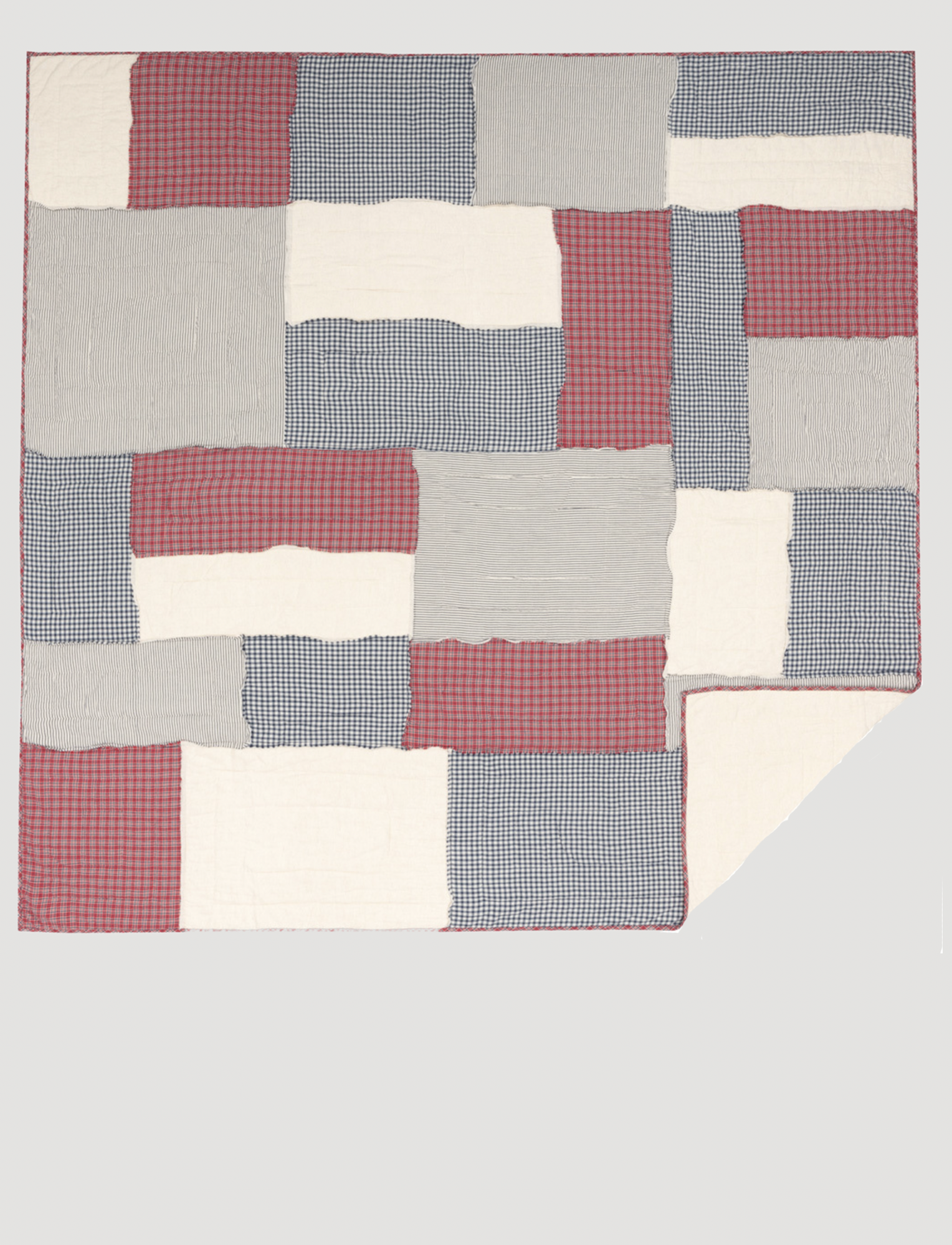 VHC Brands Hatteras Patch Quilt Collection