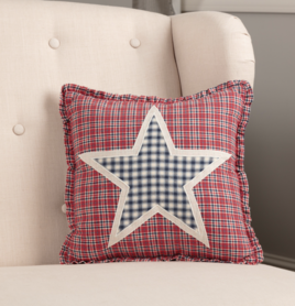 VHC Brands Hatteras Star Pillow