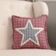 """VHC Brands Hatteras Star Pillow 12"""" x 12"""""""