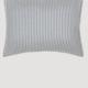 VHC Brands Sawyer Mill Blue Ticking Stripe Sham
