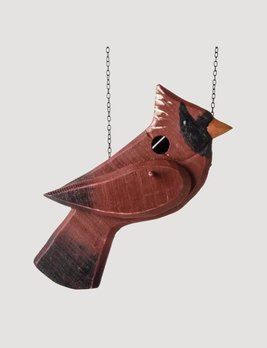 K & K Interiors Red Cardinal Birdhouse Arrow Replacement