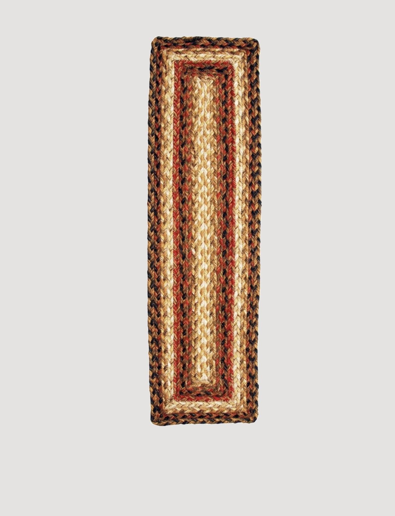Homespice Decor Russett Jute Braided TableTop Accessories