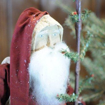 Arnett's Primitive Santa