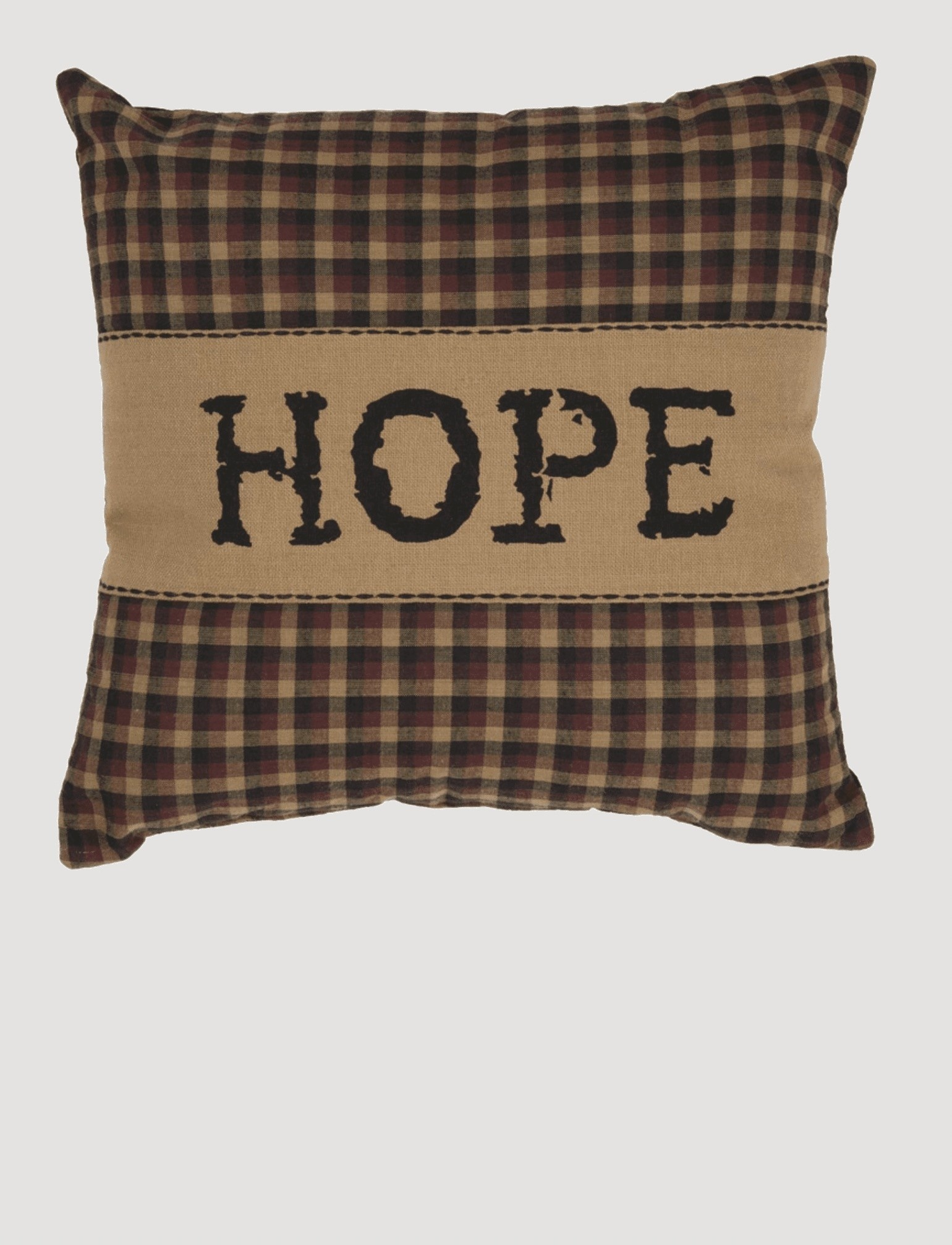 VHC Brands Heritage Farms Hope Pillow