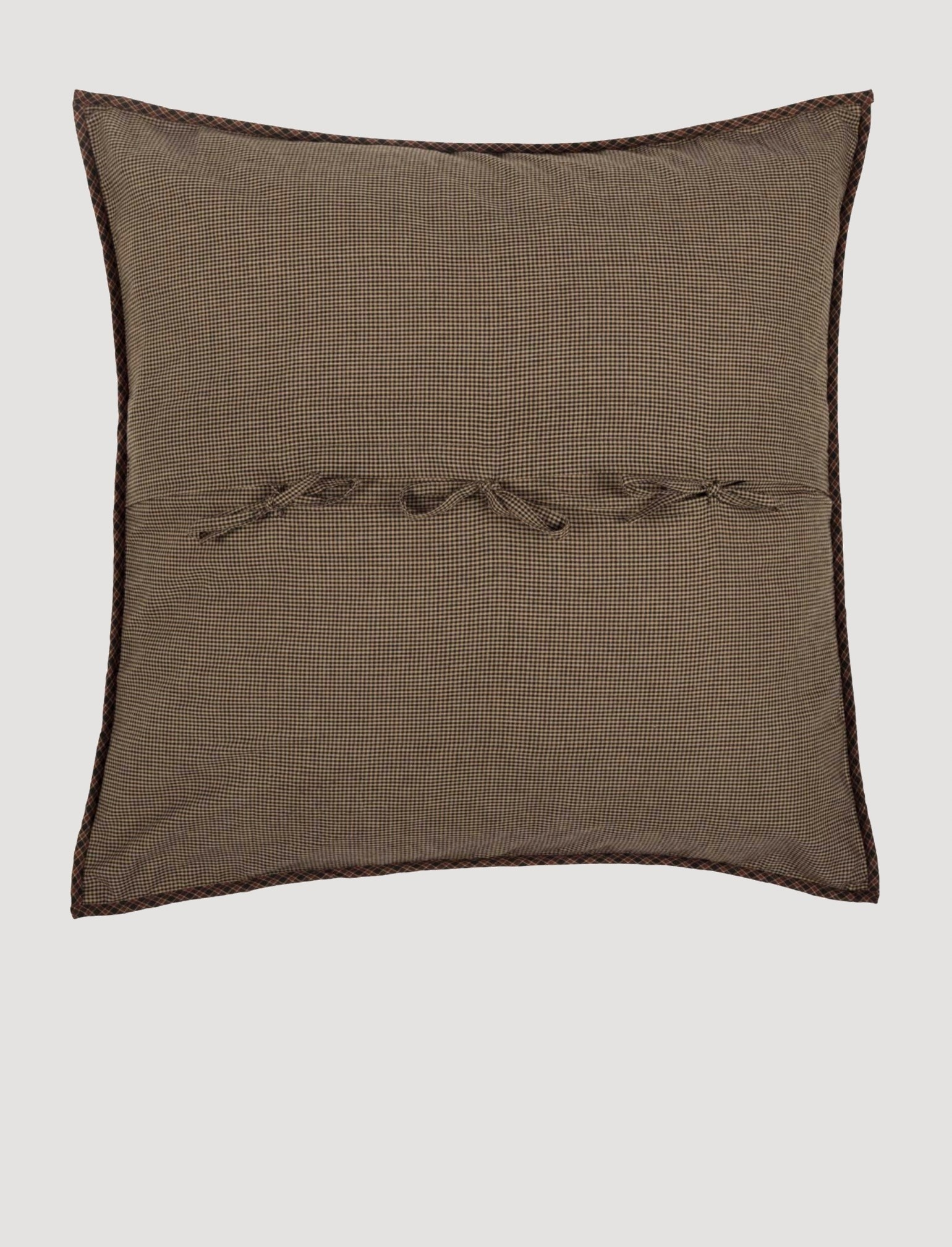 """VHC Brands Heritage Farms Quilted Euro Sham 26"""" x 26"""""""