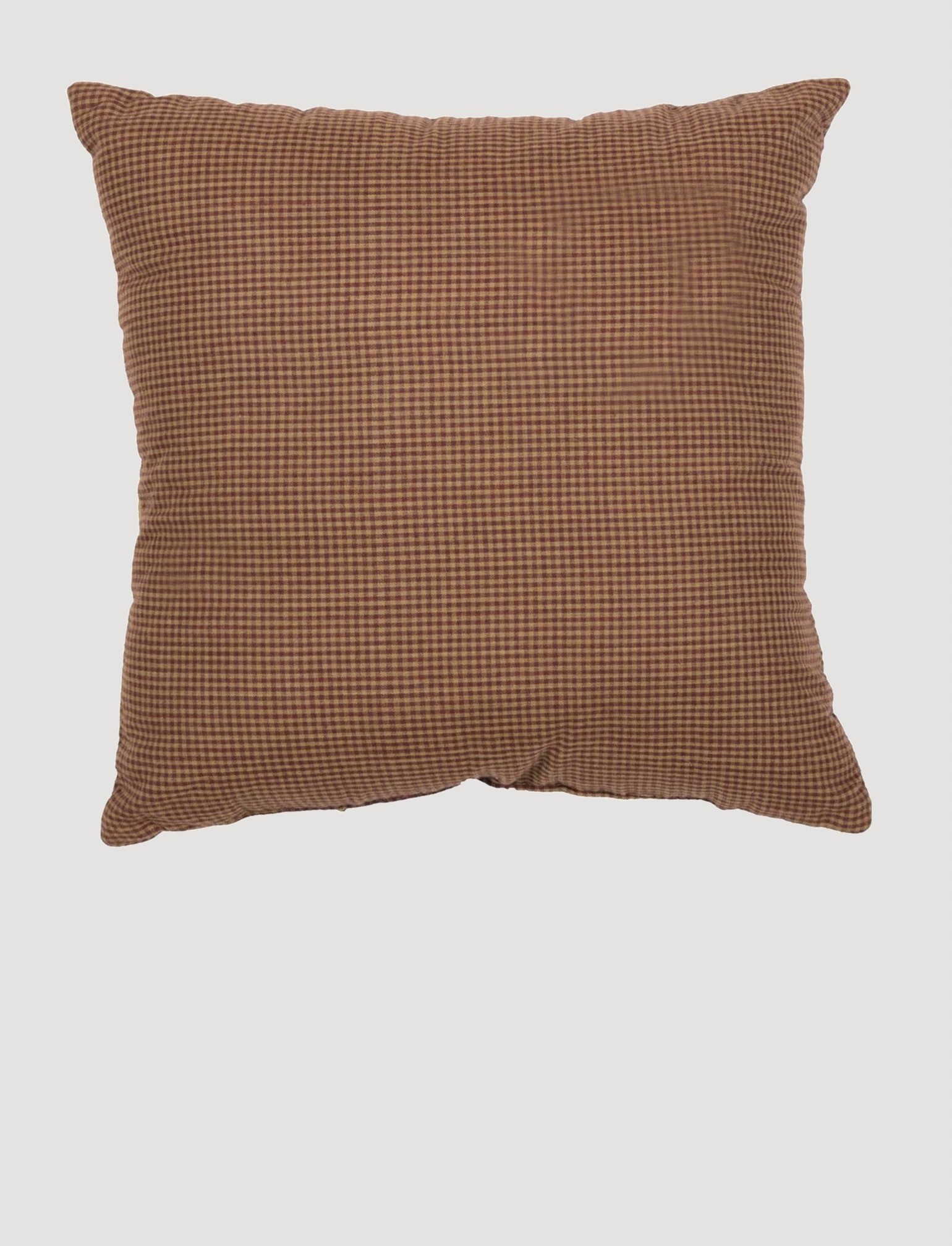 """VHC Brands Heritage Farms Family Pillow 12"""" x 12"""""""
