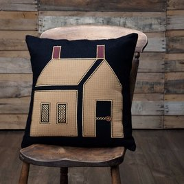 VHC Brands Heritage Farms Primitive House Pillow